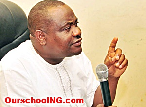 Wike promises to invest more in Education