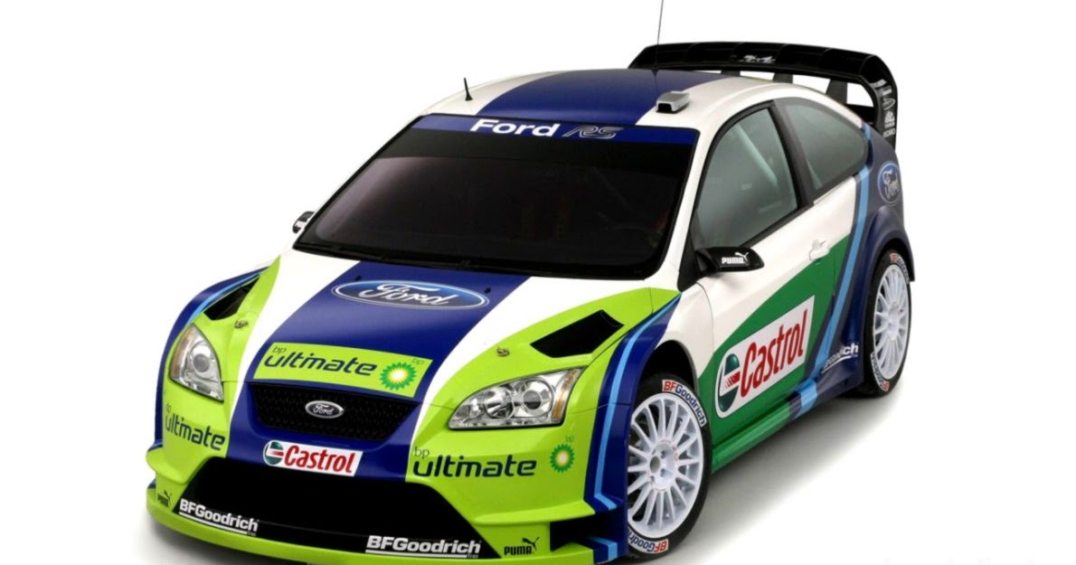 s taurus ford focus rs world rally car 1280x720 136763