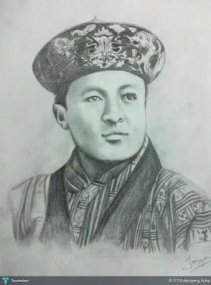 King Jigme Dorji Wangchuck