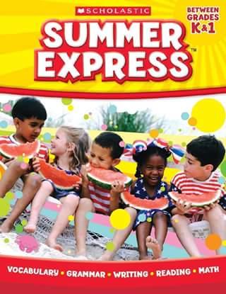 أقوى كورس صيفي عالمي للحضانة Summer_Express