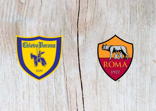 Chievo vs Roma Full Match & Highlights 8 February 2019