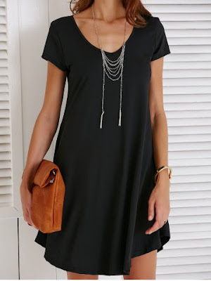 Rosegal Asymmetrical Dress