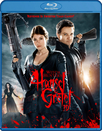 Hansel & Gretel Witch Hunters (2013) Dual Audio 720p