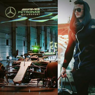 Mercedes W09 EQ Power