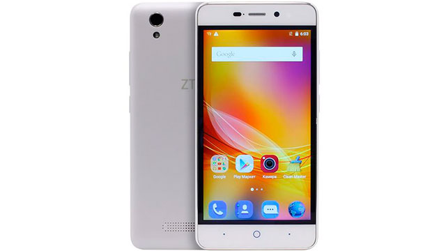 firmware - rom stock ZTE Blade L4 Pro