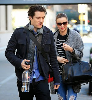 Orlando Bloom and Miranda: Divorce in planning