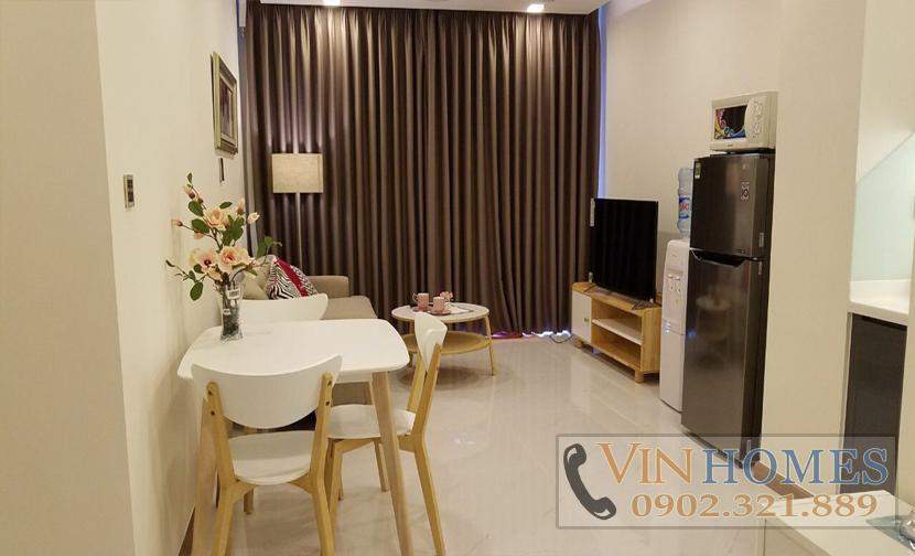 Cho thuê căn hộ Vinhomes Central Park P6