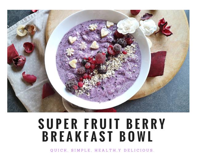 Oats, berries, smoothie, banana, food, tasty, healthy, quick, simple, gluten free, vegan