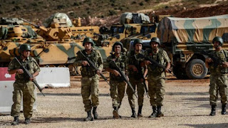 Four Turkish soldiers killed in attacks by Kurdish militants