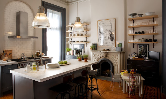 Kitchen Swoon | The Intern | Brooklyn Limestone