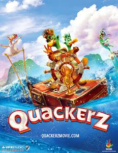 Quackerz Poster