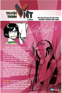 Tạp chí truyện tranh Việt Nam online - TTVO
