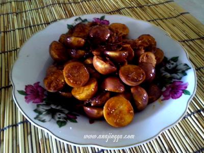 resepi sambal terung
