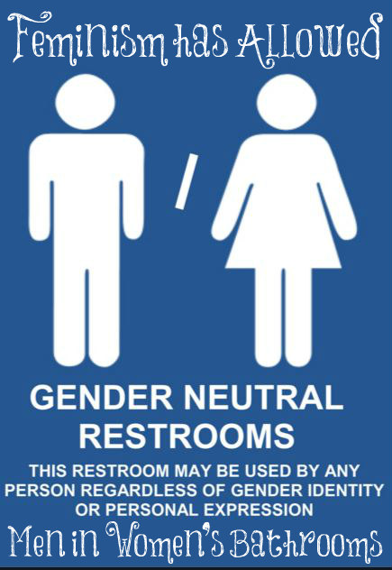 transgenders allowed in womens bathrooms