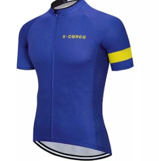 Banyak Custom Jersey Sepeda Menawarkan Perlindungan Sinar UV!
