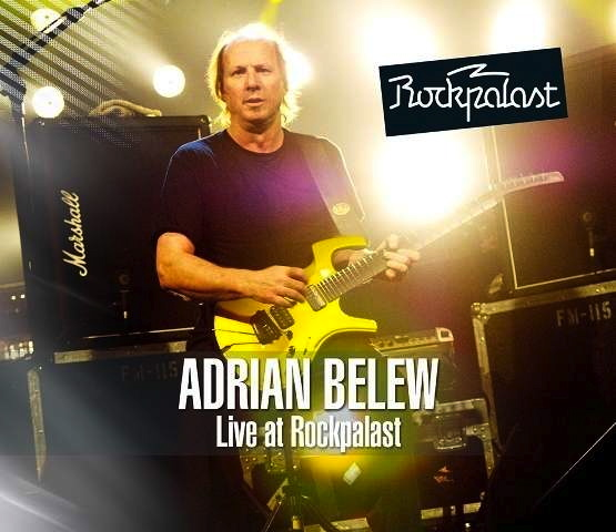 MusicLoad.Com presents Adrian Belew, Live in Germany at Rockpalast