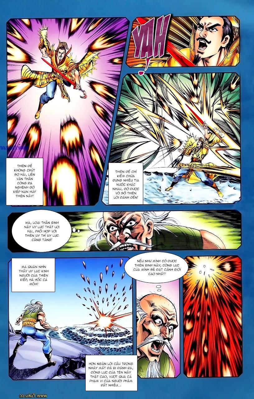 Cơ Phát Khai Chu Bản chapter 115 trang 30