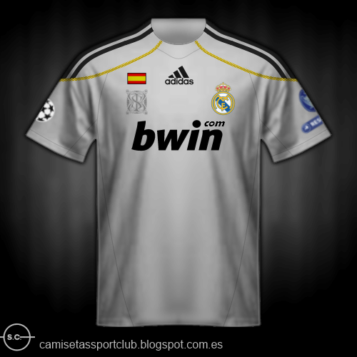 La camiseta del Real Madrid a lo largo de la historia   ⋆ GOL ... 78bf737907e55