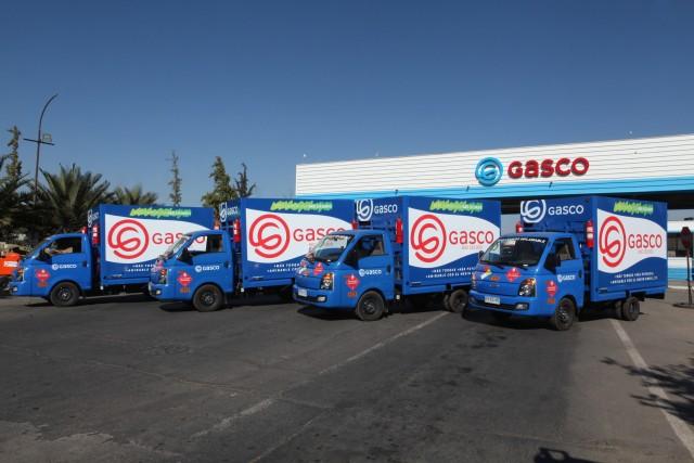 Primeros vehículos livianos para operar con diésel y gas en Chile