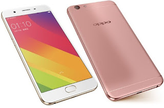 Hp Android kamera depan 16 MP Oppo A59s