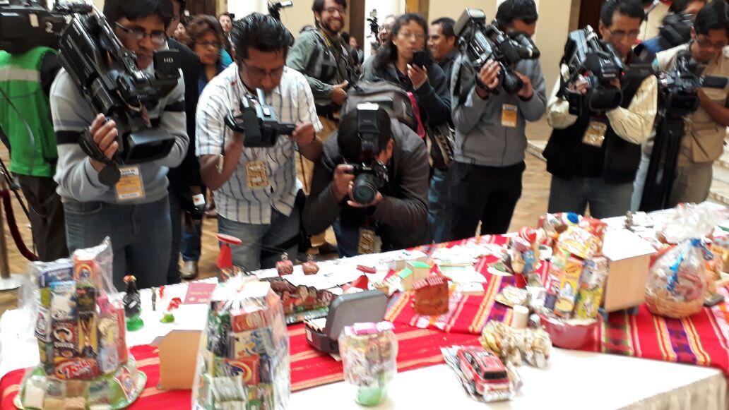 La tradicional feria paceña ya se extendió a otros departamentos y el lado andino de la región