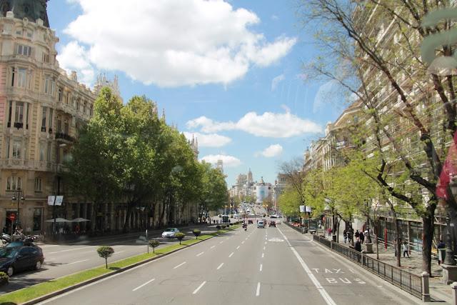 Gran Via Madrid - mitä kannattaa tehdä Madridissa?