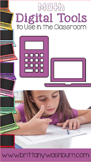 Math Digital Tools to Use in the Classroom