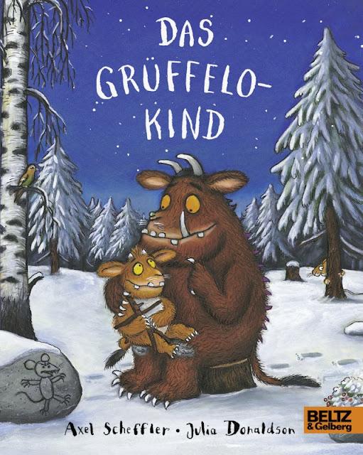 Das Grüffelokind Axel Scheffler Julia Donaldson Beltz Grüffelo Monster Kinderbuch Kinderbücher