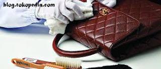 tips merawat tas kulit