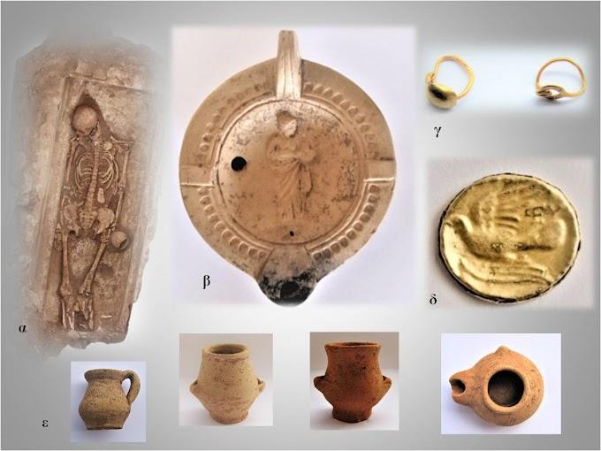 Αρχαία Τενέα : Σπουδαία  αρχαιολογικά ευρήματα