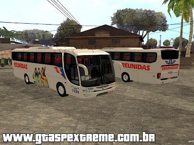Marcopolo Viaggio G6 1050 Reunidas para GTA San Andreas