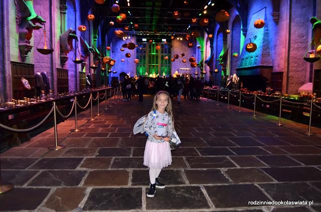 Warner Bros Studio Tour London- z wizytą u Harrego Pottera