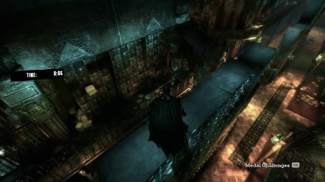 Batman: Arkham Asylum screenshot 2