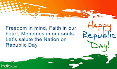 Happy Republic day quotes for friends, siblings, brother sister