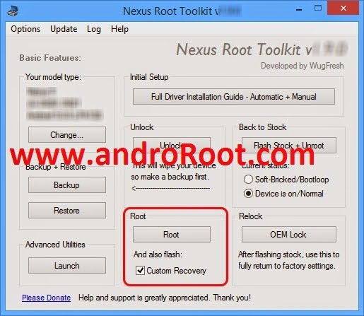 Wugfresh-Nexus-6-Rooting-Toolkit clearly www.AndroRoot.com