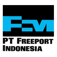 Logo PT Freeport Indonesia