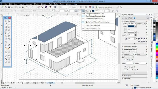 Corel Draw Graphics Suite 12 screenshot 4