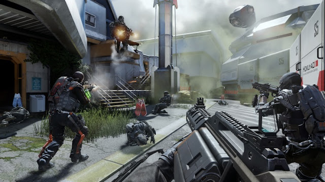 Live action game call of Duty - Advance warfare