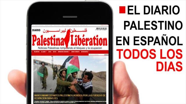 Palestina lanza su primer diario en español: Palestina Libération