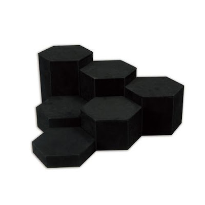 Shop Wholesale Hexagon Display Risers Sets at Nile Corp