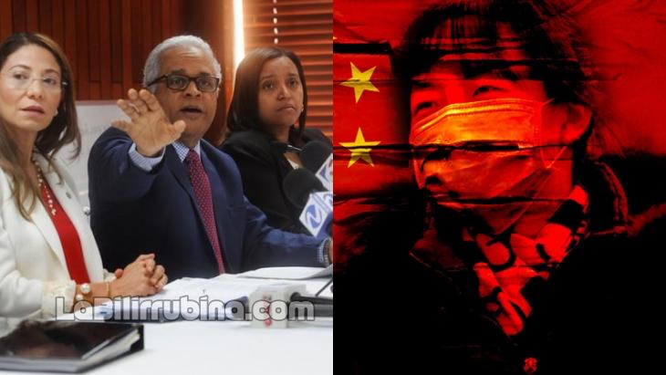 Gobierno pide a dominicanos NO viajar a China