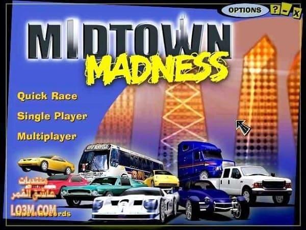 تحميل لعبة سيارات المدينة الجديدة midtown-madness مجانا