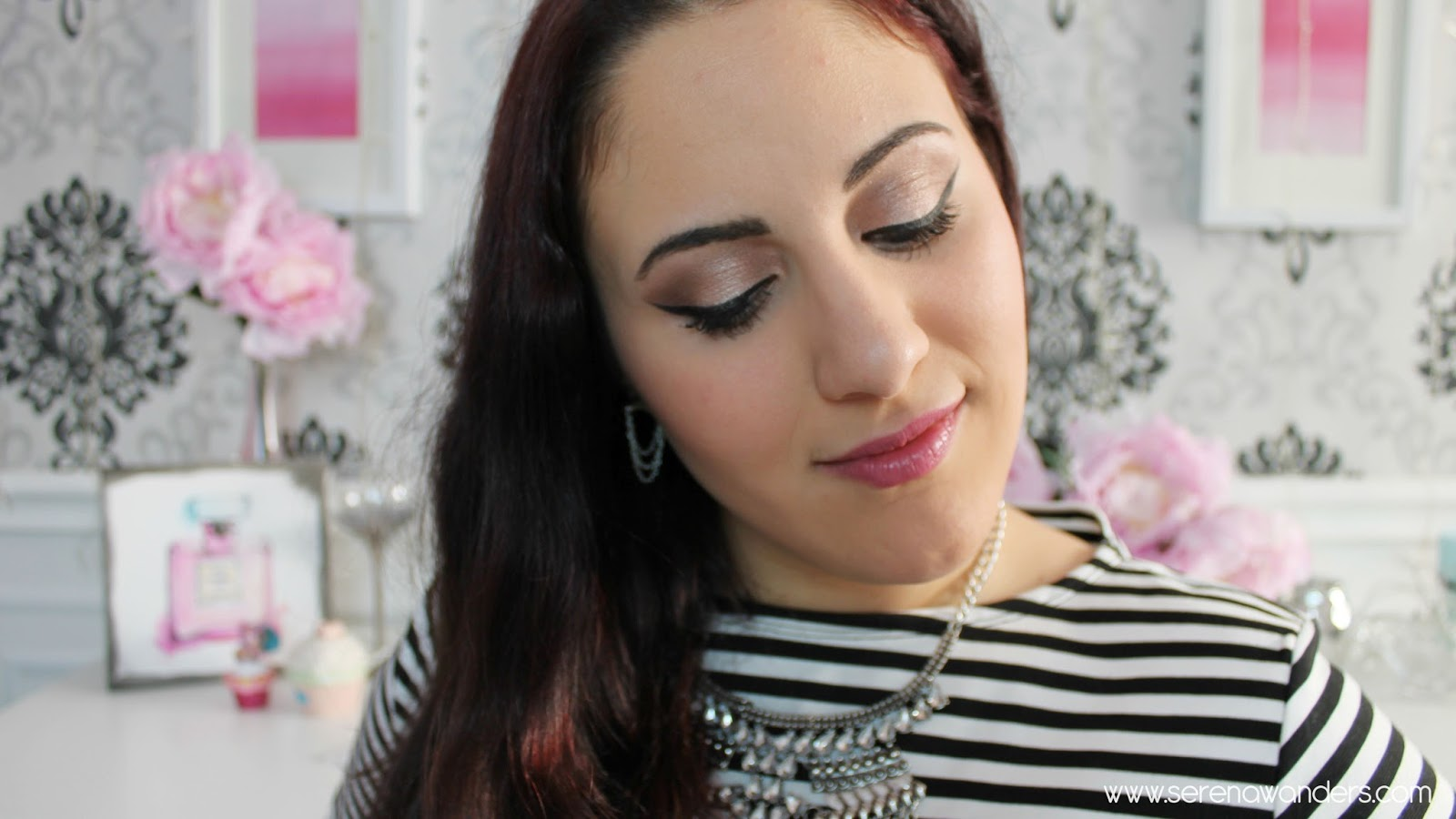 Serena wanders my everyday makeup look feat the urban decay naked palette little brush baditri Choice Image