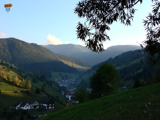 Moeciu de Sus - Rumanía