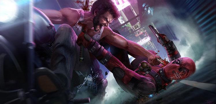 Deadpool y Wolverine