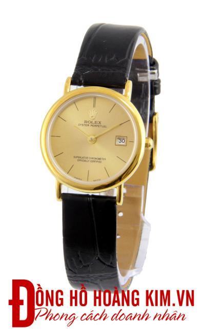 Đồng hồ nữ cao cấp chính hãng giá rẻ