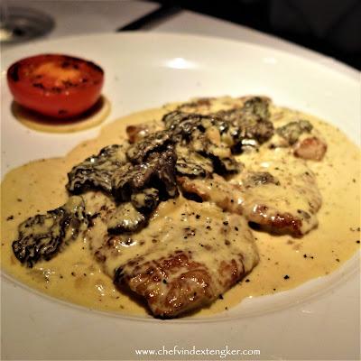 SIGNOR SASSI – LONDON, vindex tengker, steak  dulcelatte