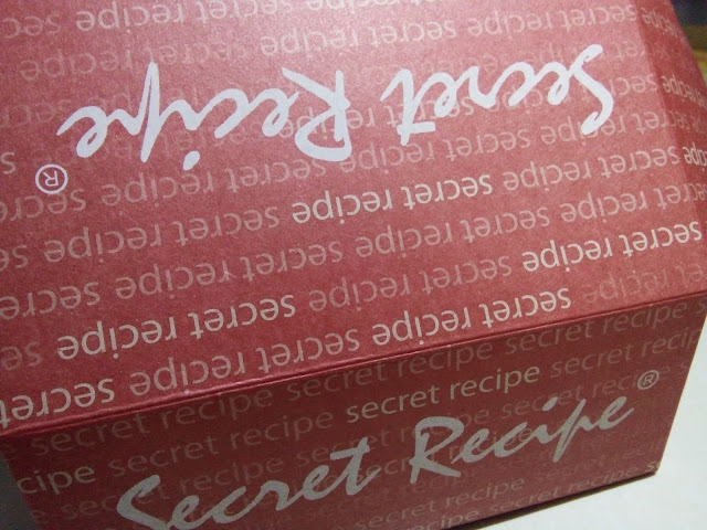 Secret Recipe Cake Tuk Kak Ngah