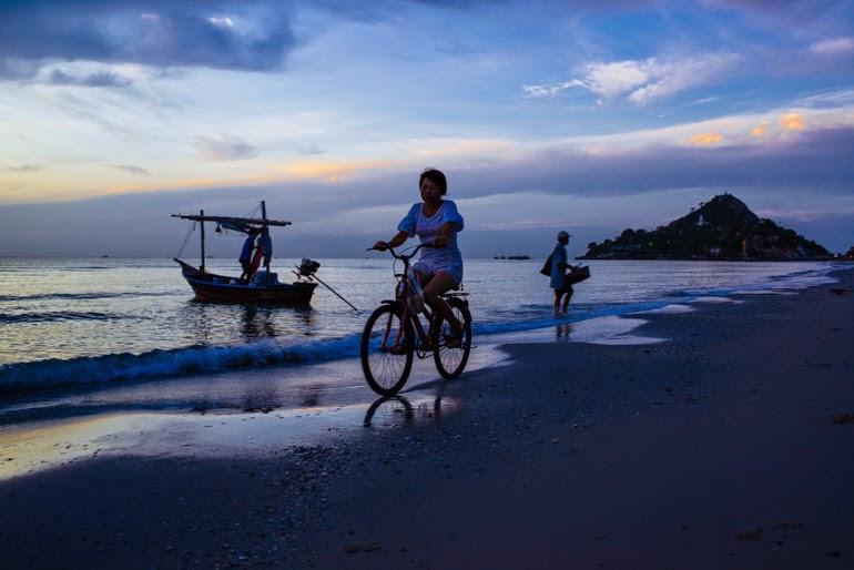 Hua Hin Beach Thierry Coulon