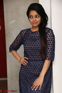 Dazzling Janani Iyer New pics in blue transparent dress spicy Pics 007.jpg